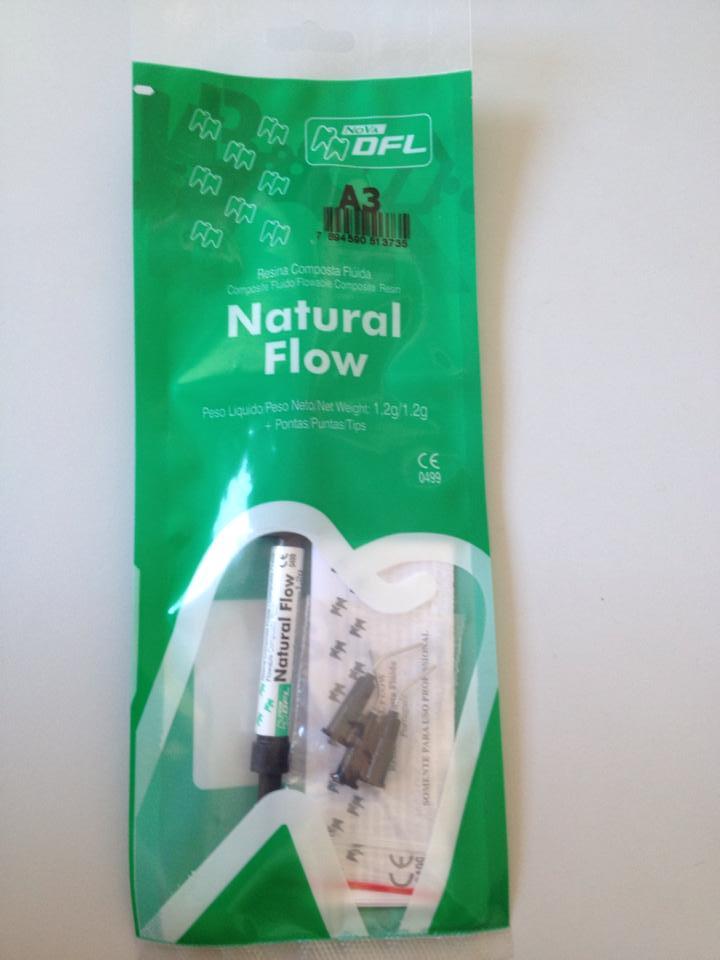 Adesivo Natural Flow A3 12g
